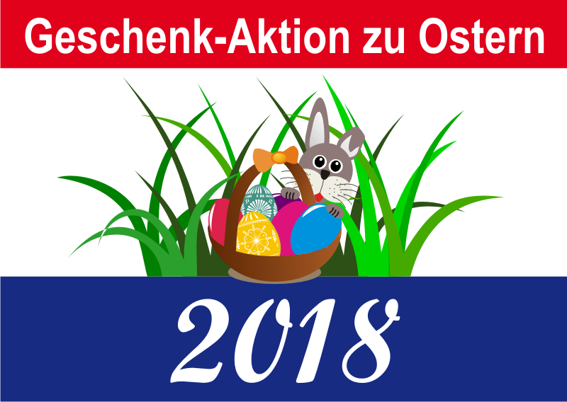 Geschenkaktion Ostern 2018 HelferTeam Rothenburgsort