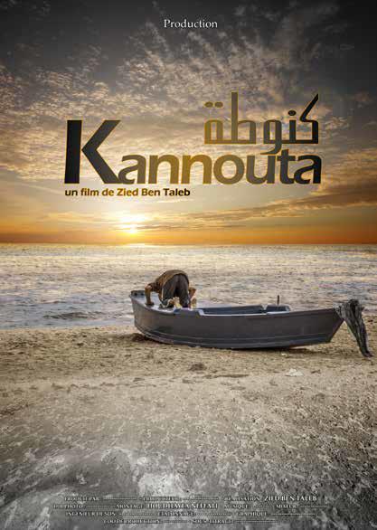 Kannouta von Zied Ben Taleb Filmabend mit Gespräch