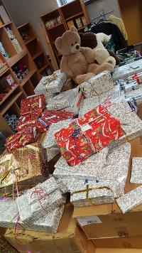 Socialday: Weihnachtsaktionen der FreiwilligenBörseHamburg zugunsten benachteiligter Menschen