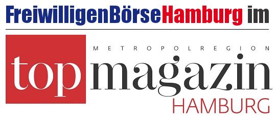 Ehrenamt hilft!  - FreiwilligenBörseHamburg im topmagazin HAMBURG
